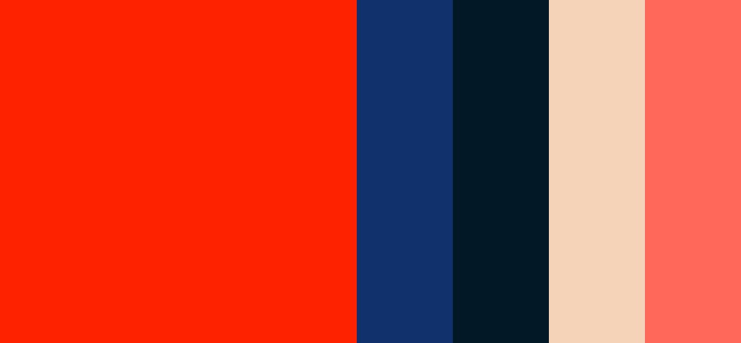 kb color palette